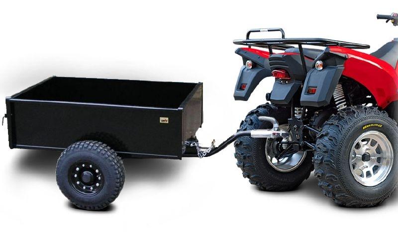 muddy atv quad rasentraktor kippanh nger anh nger offroad 300kg kipper neu ebay. Black Bedroom Furniture Sets. Home Design Ideas